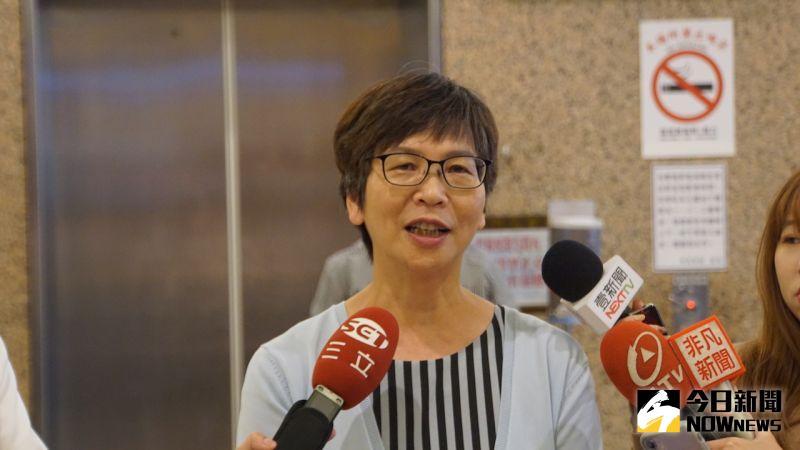 ▲民眾黨立委蔡壁如。(圖/記者呂炯昌攝.2020.06.17)