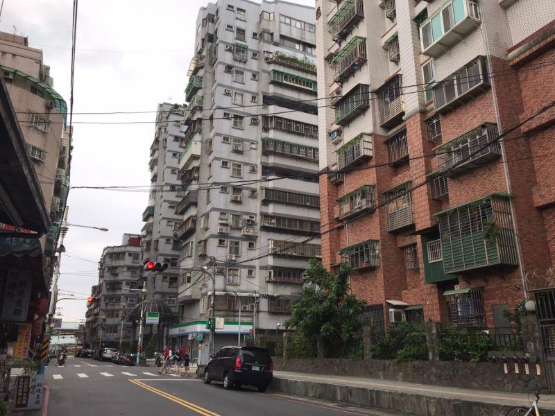板橋區金門街