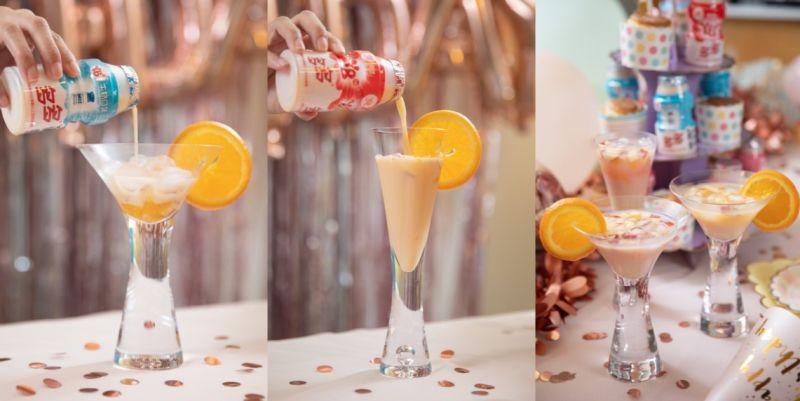 ▲想不到加入果汁與小水果切丁的多多大人特調,會如此夢幻又好喝!(圖/資料照片)