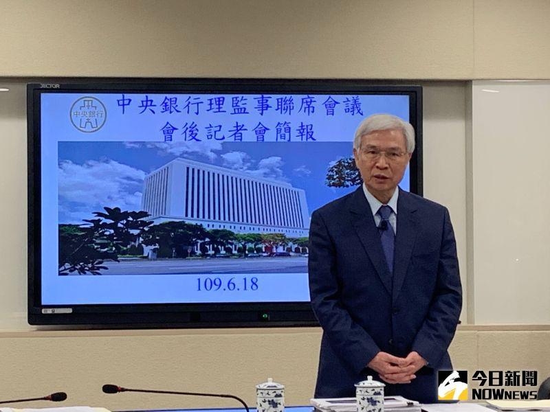 「楊金龍防線」還是沒站穩 <b>新台幣</b>尾盤翻貶收29.202元