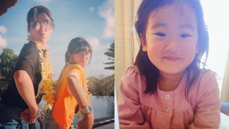 梧桐妹15歲生日!賈靜雯罕見曬「無碼照」宛如姊妹