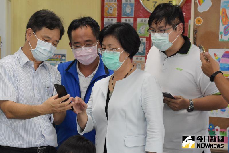 影/三鄉鎮學校裝置新風換氣系統 學童健康成長