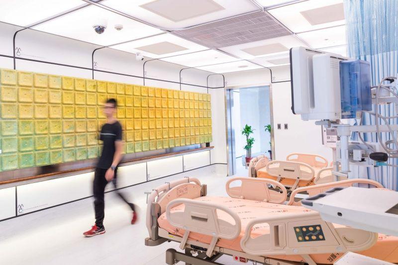 智慧防疫再升級! 台團隊打造MAC模組化病房驚豔國際