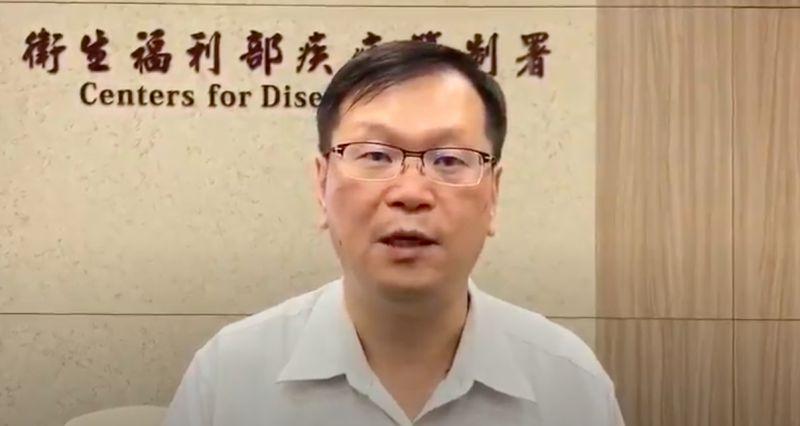 北京感染台新冠肺炎病毒株?莊人祥澄清:台灣無本土病毒