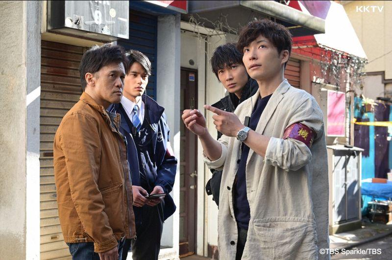 ▲星野源(右)綾野剛睽違兩年半再度合作。(圖/KKTV)