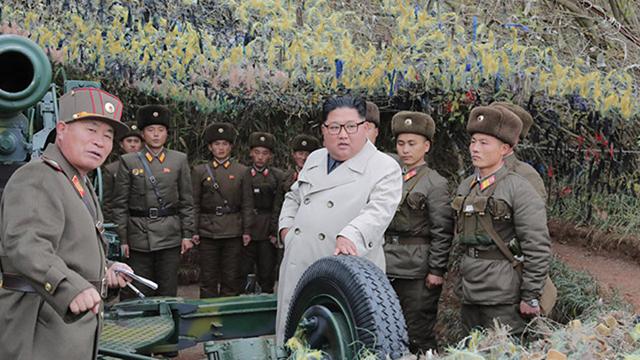 <b>北韓</b>下格殺勿論令 關邊境防疫情自中國進入