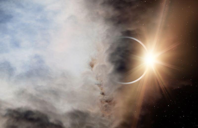 大凶!日環食代表「君主做錯事」 天文奇觀藏秘密?