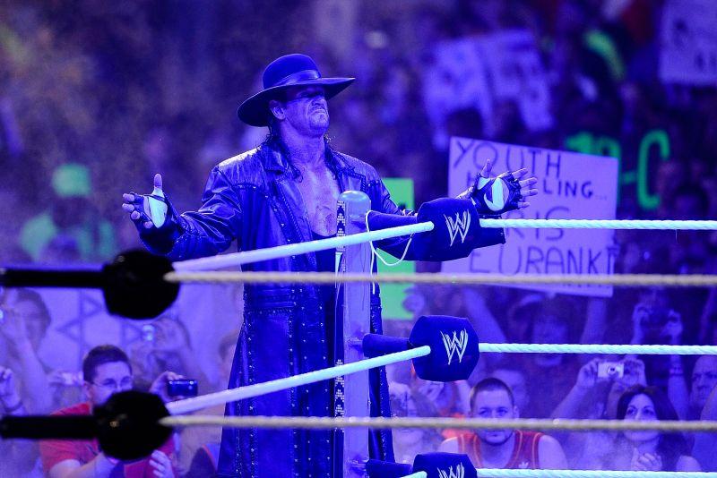 摔角/一個時代的終結 <b>WWE</b>傳奇巨星「送葬者」正式退役