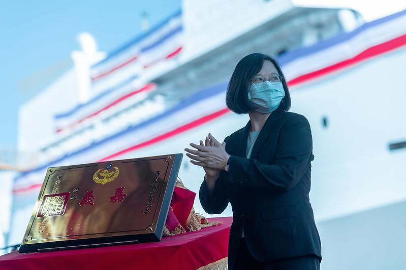 女性領袖抗疫表現出色 歐洲央行總裁點名台灣