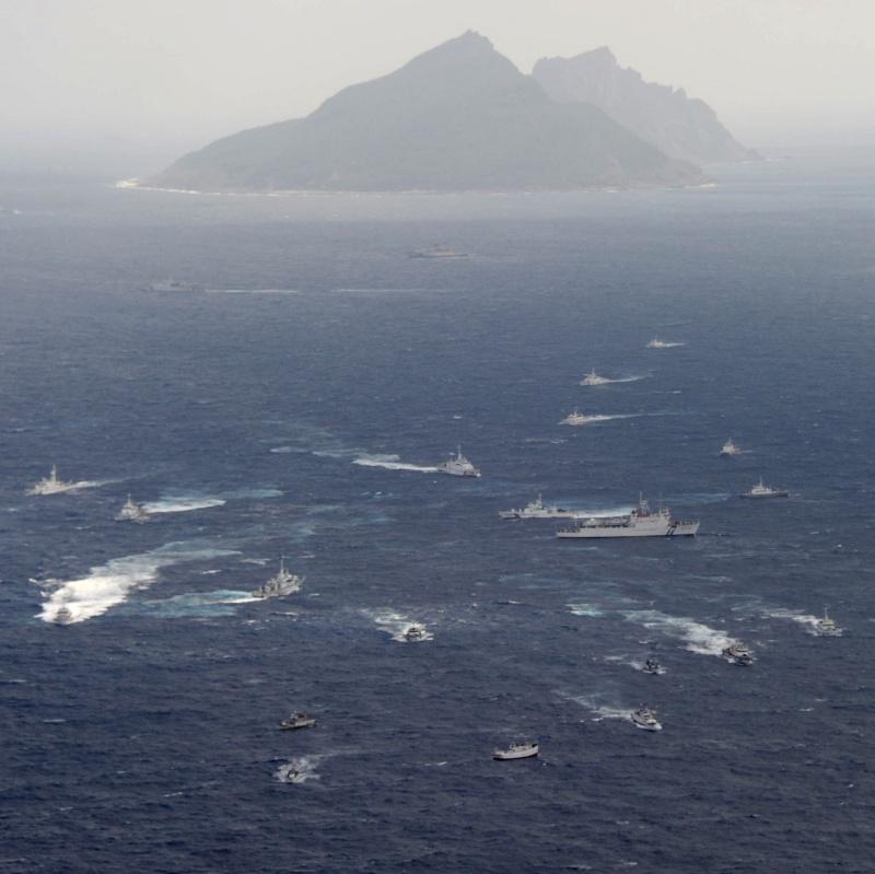 釣魚台爭端再起 CNN:恐成亞洲新戰場