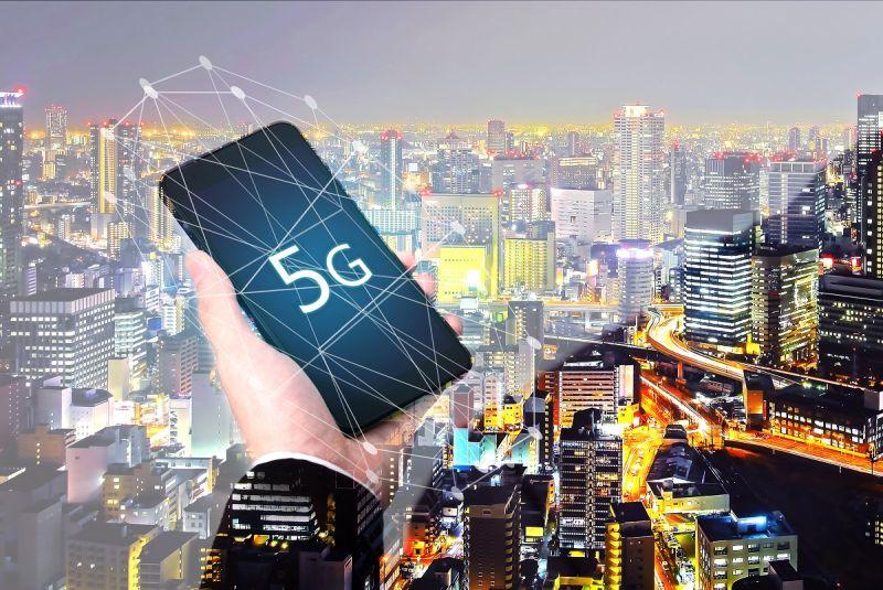 ▲中國5G市場制霸揭密 4要訣搶占投資先機(圖/shutterstock)