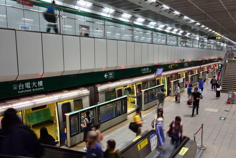 ▲北市捷運系統便捷,住在市中心一切都方便,成為購屋首選。(圖/公關照片)