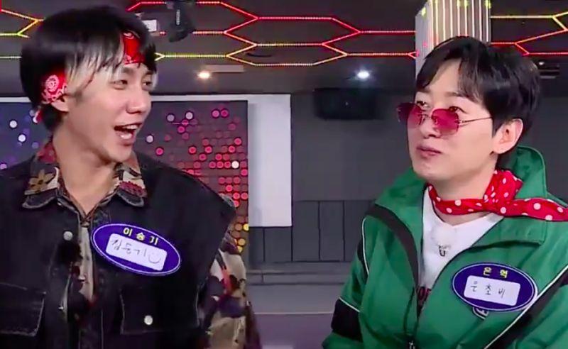 李昇基逼問SJ銀赫:認識TWICE嗎?2人一起偷看神秘片
