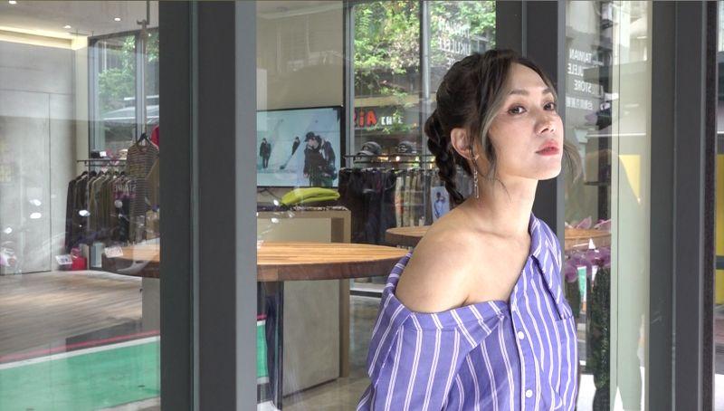 ▲林采欣專訪。(圖/記者陳明安攝,2020.06.09)