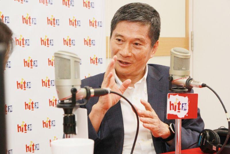 李永得上任滿月 公布三感一力政策、擬設文化倉儲園區