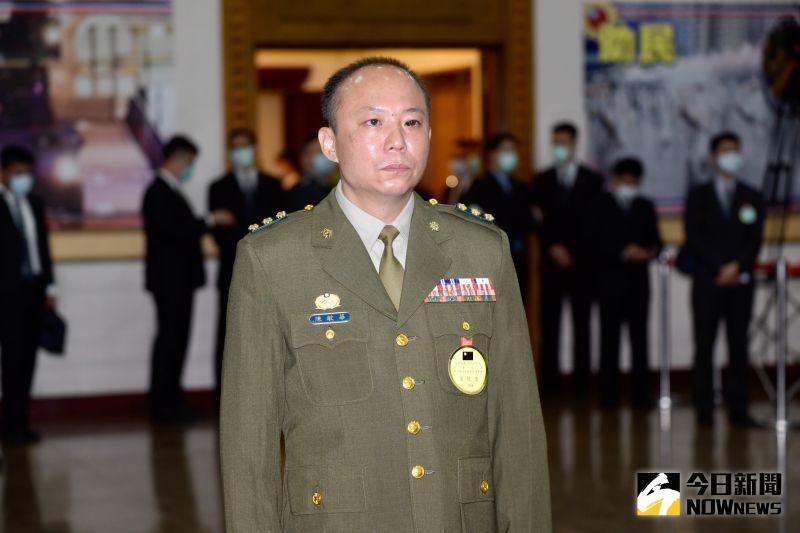 蔡英文警衛室主任陳敏華