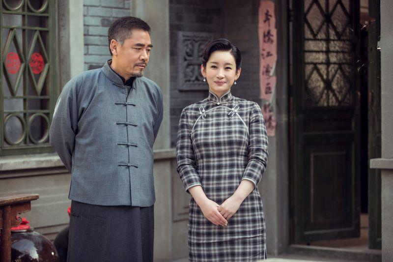 ▲陳寶國(左)飾演陳懷海。(圖