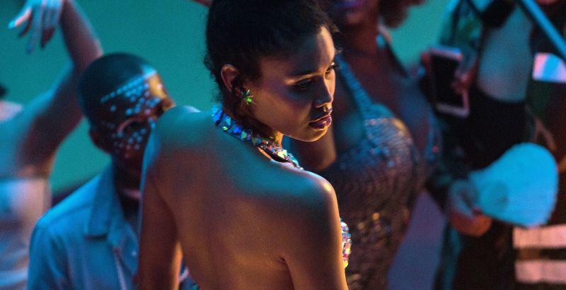 ▲《曼哈頓戀舞曲》由跨性別者雷娜布魯姆演出。(圖/台北電影節)