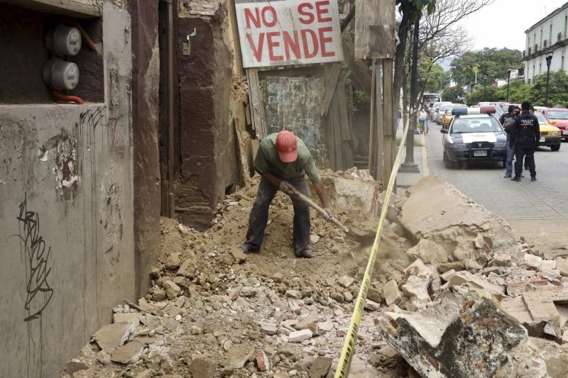 7.4強震襲擊墨西哥!民眾驚惶奔逃 發布海嘯警報