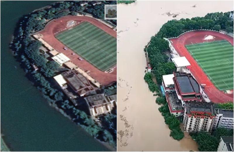 中國重慶、貴州連日暴雨成災 中央下令:必要時果斷撤離