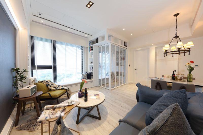 ▲主打30坪2+1房型,是一間以「生活品質」為出發點的建案。(圖/公關照片)