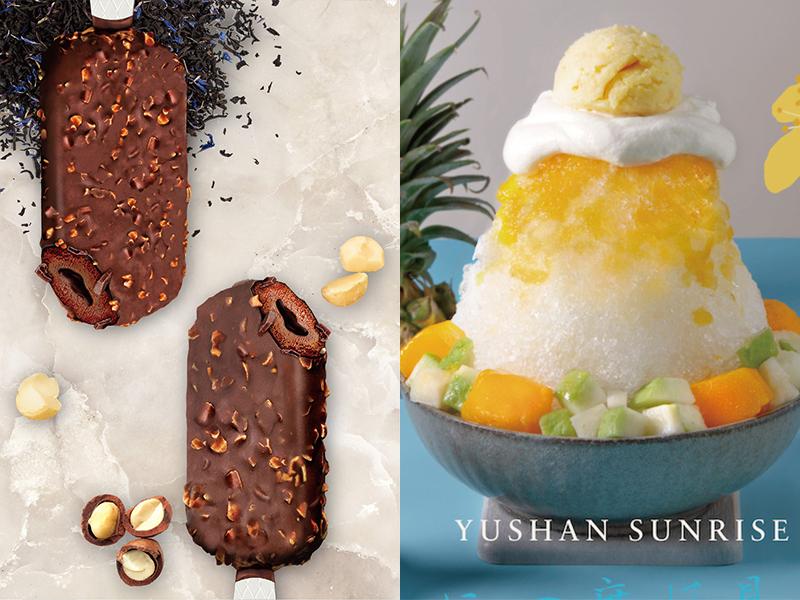 夏日冰品大戰開打 巧克力、手搖杯品牌加入戰局