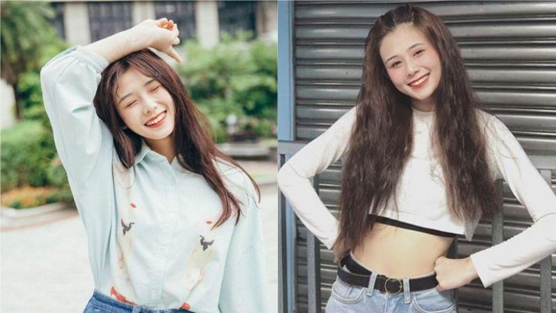 台越新二代參加台灣選秀 20歲甜笑美少女成功晉級
