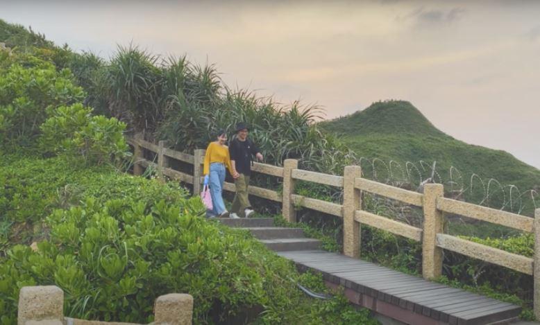 影/越南人爬台版萬里長城 征服後的美景讓辛苦全值得