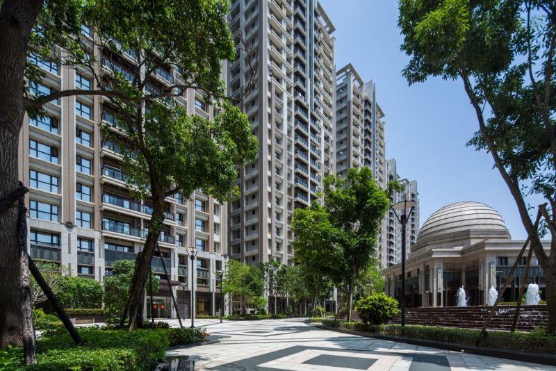 企業首選!「希望城市」打造大坪數 超低公設比奢華享受