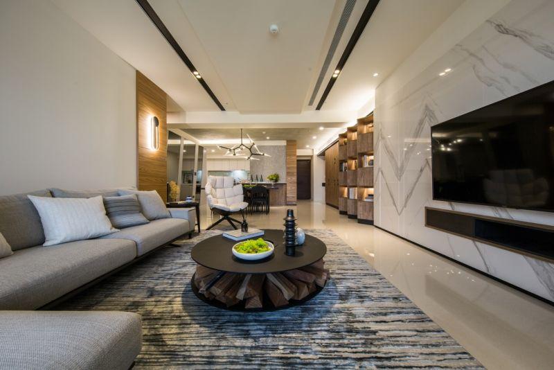 ▲主推64至71坪、大坪數4房格局,公設比僅27%,讓住戶「坪數越多越划算」享受實在的住屋品質。(圖/公關照片)