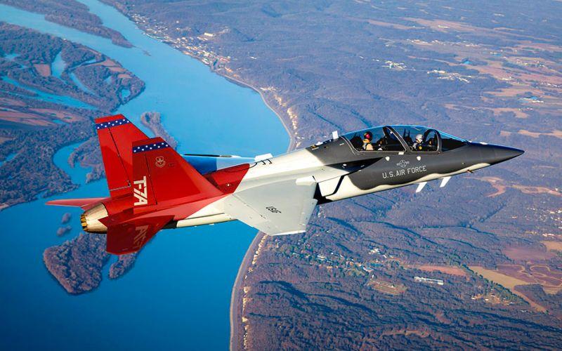 軍武/疫情衝擊 美軍T-7A「紅鷹」高教機量產險中求穩
