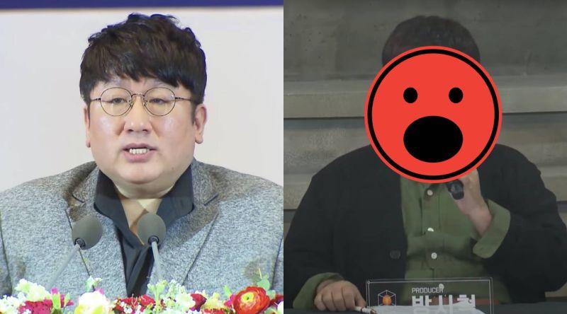 ▲房時爀瘦身有成,掀起討論。(圖/翻攝SBS、Mnet K-POP YouTube)