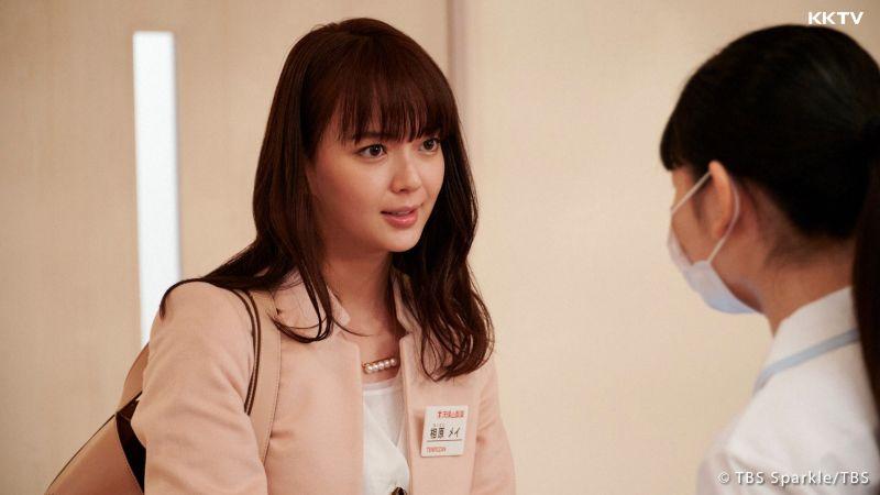 ▲▼多部未華子(上)與大森南朋劇中是主雇關係。(圖/KKTV)