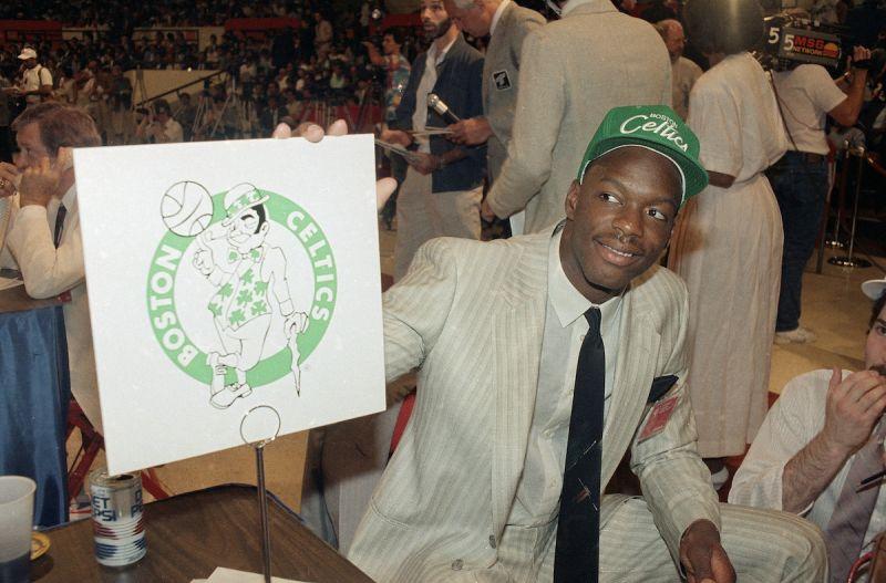 ▲1986年的選秀榜眼Len Bias。(圖/美聯社/達志影像)