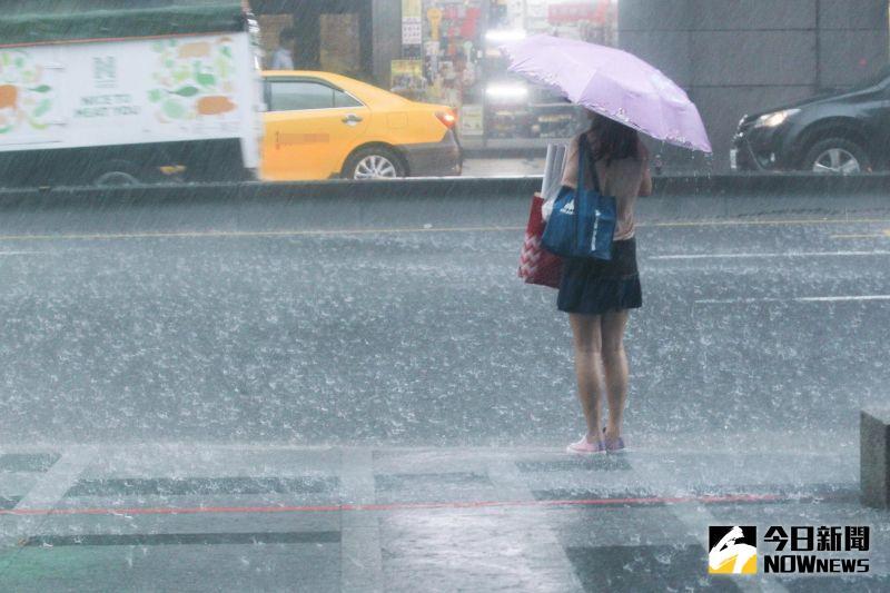 第6號颱風路徑貫穿台灣海峽 澎湖、金門納警戒範圍