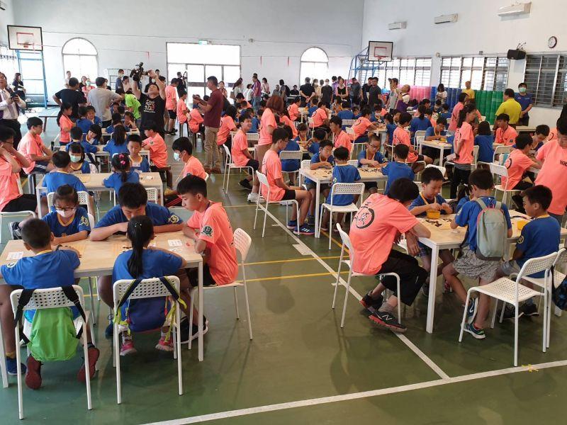 圍棋運動訓練營