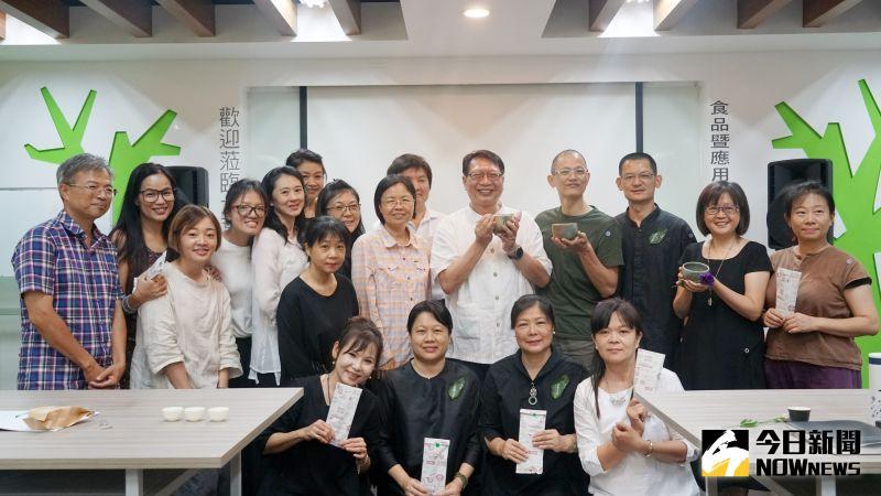 ▲大葉大學食生系舉辦茶藝交流會。(圖/記者陳雅芳攝,2020.06.27)