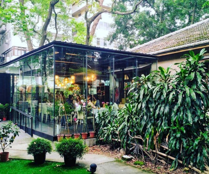 台北最夢幻老宅餐廳! 森林絕美玻璃屋成療癒夯點