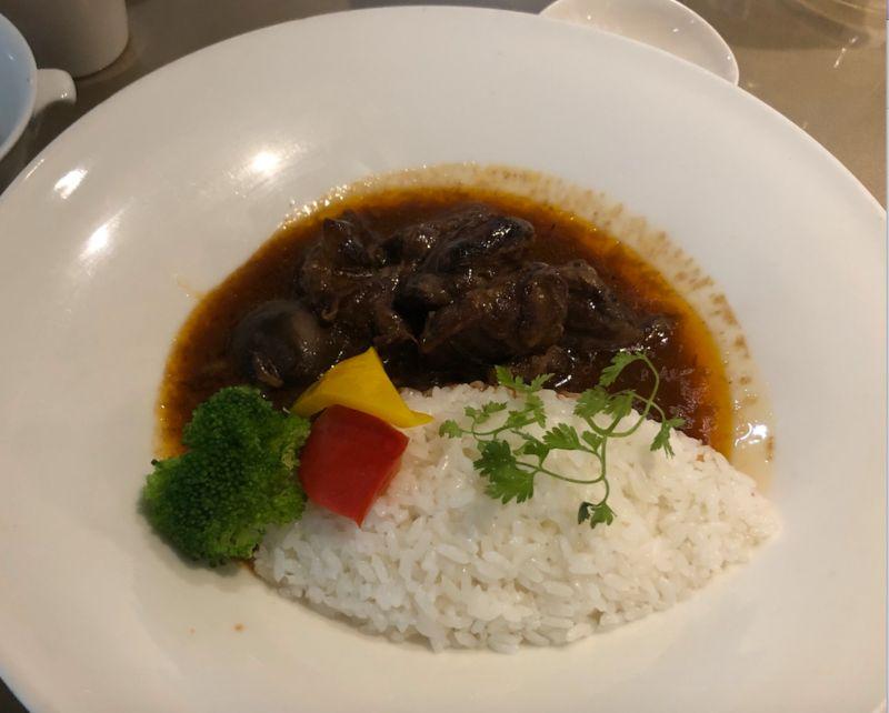 ▲紅酒燉牛肉(Spencer提供)