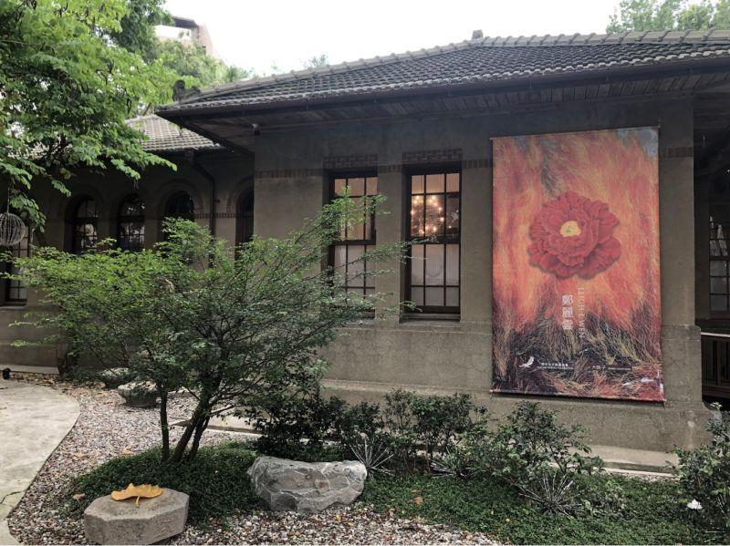 ▲近期畫廊正展出留美台灣藝術家鄭麗雲的油畫作品。(圖 Spencer提供)