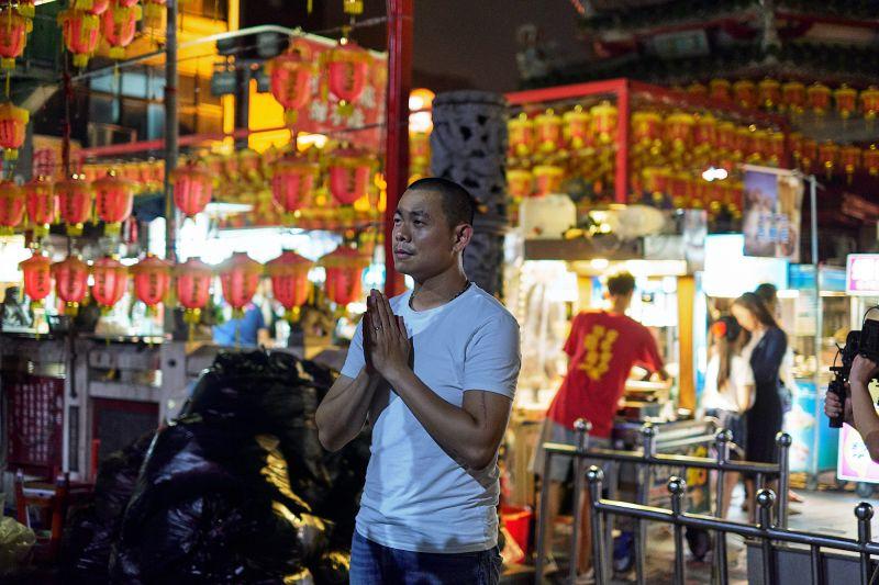▲▼江振誠從小在台北士林夜市長大,烹飪美學深受小吃啟發。(圖/牽猴子)