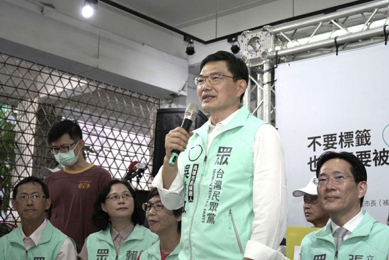 高雄市長補選拿多少票 吳益政:看高雄人民有多少決心
