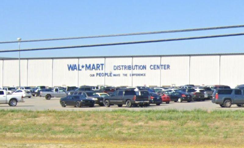 ▲美國連鎖超市 Walmart 。(圖/翻攝自 Action News Now )