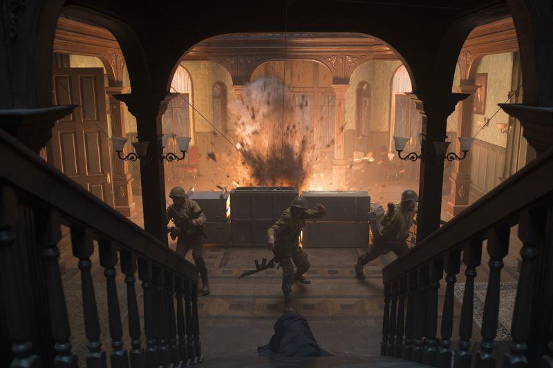 ▲《戰爭中的鬼故事》導演艾瑞克布萊茲擅長拍攝驚悚、奇幻電影。(圖/采昌國際提供)