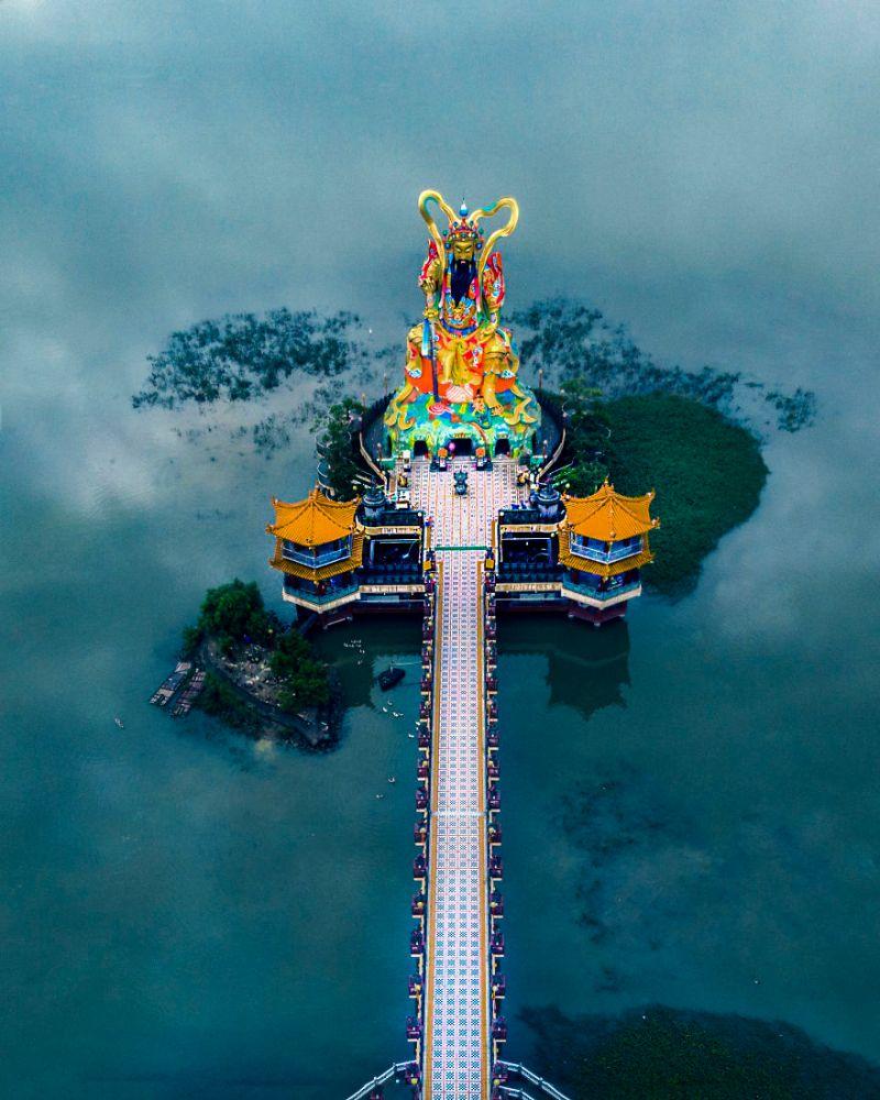▲台灣的「元帝廟」。(圖/翻攝自