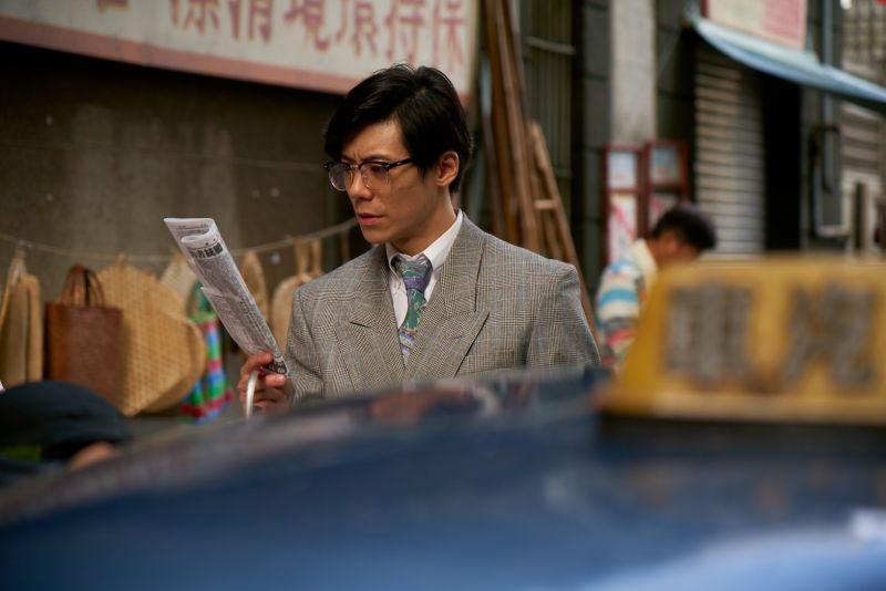 ▲形象影片搭造早年台灣街景、還原1970年代台灣退出聯合國等重大歷史事件。(圖/中信提供)