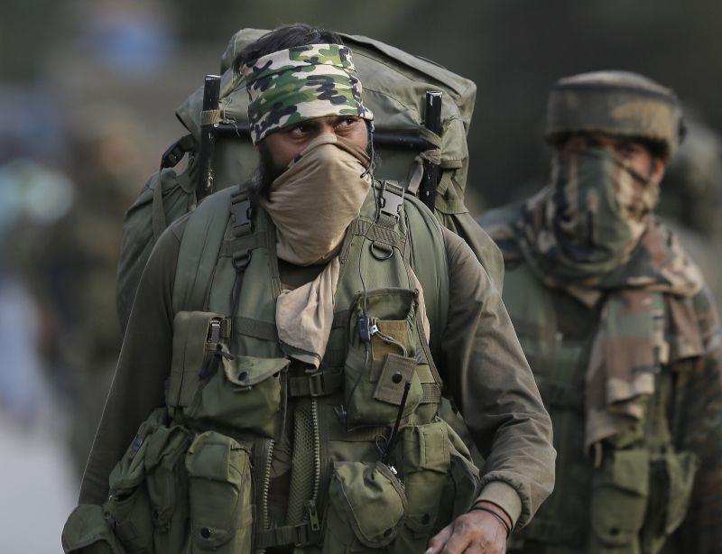 ▲印度特種部隊。(圖/翻攝自 IDRW )