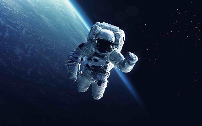▲太空人升空前必須接受訓練,熟悉在太空中可能遇到的狀況。(圖 Shutterstock)