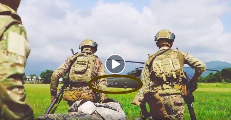 美軍在台灣
