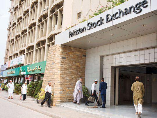 ▲巴基斯坦證券交易所。(圖/翻攝自網路